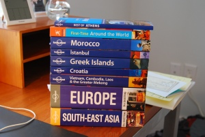 Marc keeps Lonely Planet in business