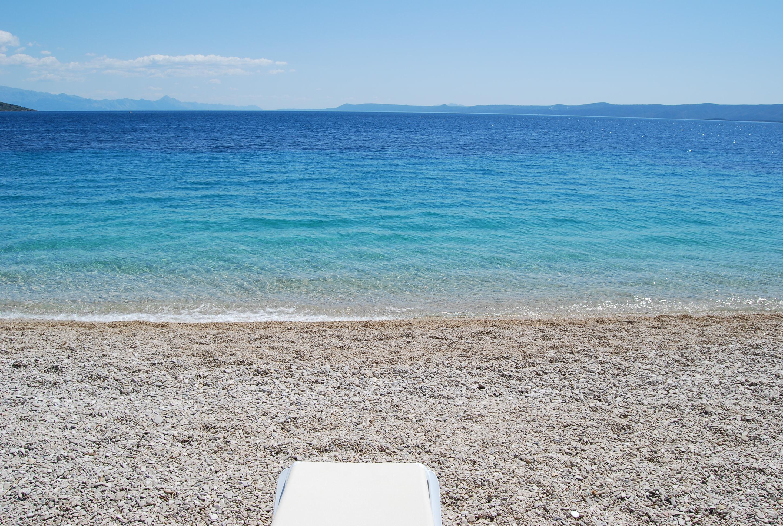 The beaches of bol on brac marc zawel for Another word for ocean floor